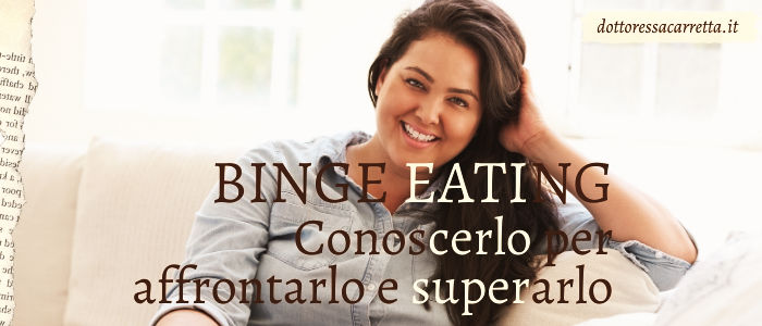 Disturbo da Binge eating