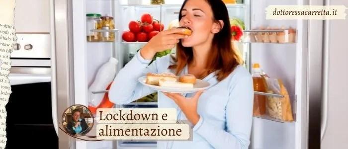 Coronavirus e lockdown incidono fortemente sulla riacutizzazione e sull'insorgenza di disturbi alimentari.