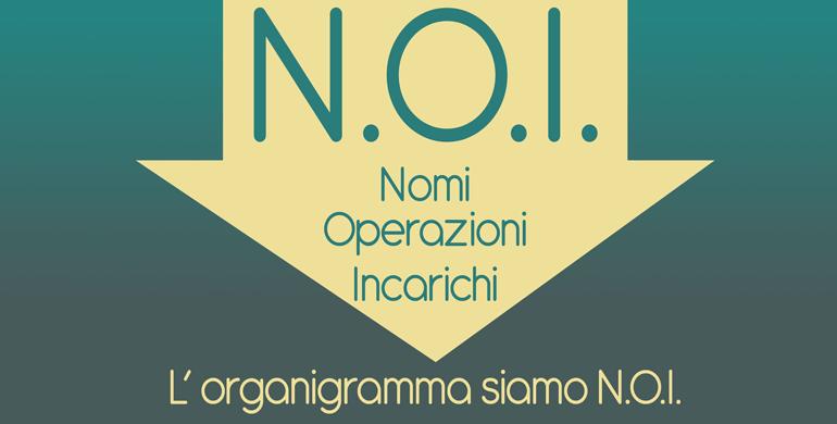 L'Organigramma siamo N.O.I. - il blog del dottormic -