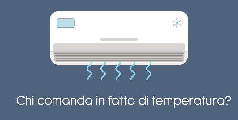 la temperatura giusta - il blofdeldottormic-