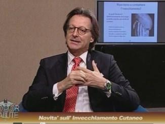 Dottor Salute - Novità dull'invecchiamento cutaneo, dottor Franceschini Si parla anche di scoperte future in tessuto ringiovanimento con le cellule staminali