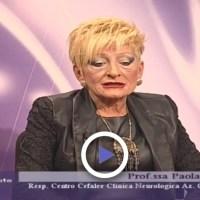 Le cefalee, ne parla la professoressa Paola Sarchielli a Dottor Salute