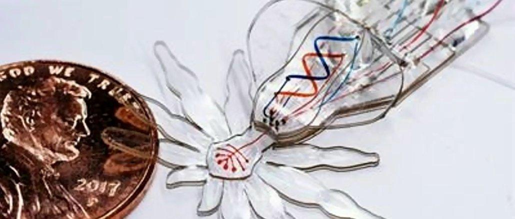 Mini-ragno robot, grande come una moneta, rivoluzionerà la chirurgia