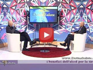Tecnica di alcolizzazione su noduli tiroidei professor De Feo a⚕️Dottor Salute⚕️