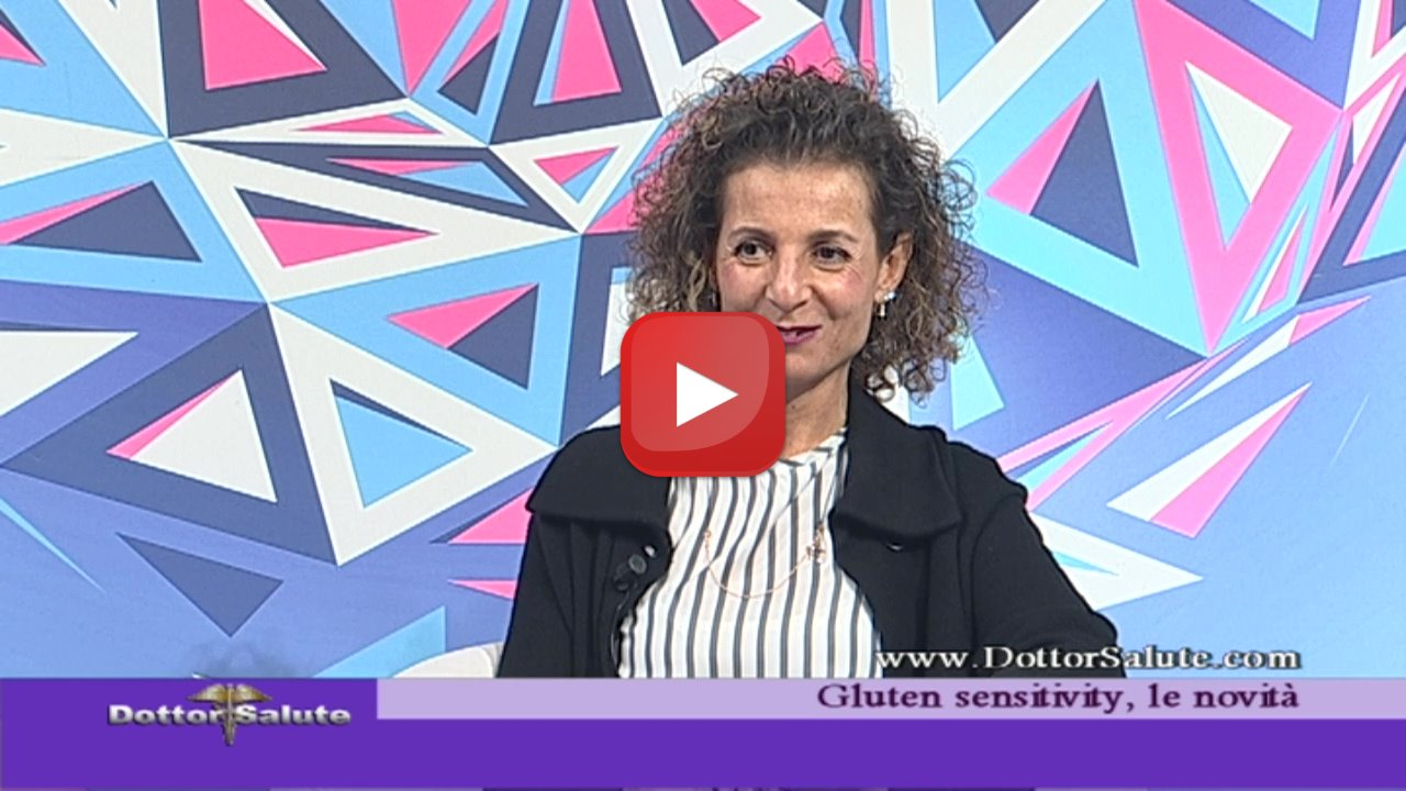 Gluten sensitivity Olvia Morelli gastroenterologa a Dottor Salute
