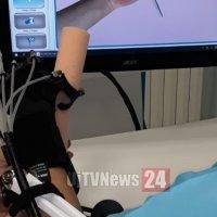 Ictus cerebrale, recupero mano e braccio, nuovo sistema robotico