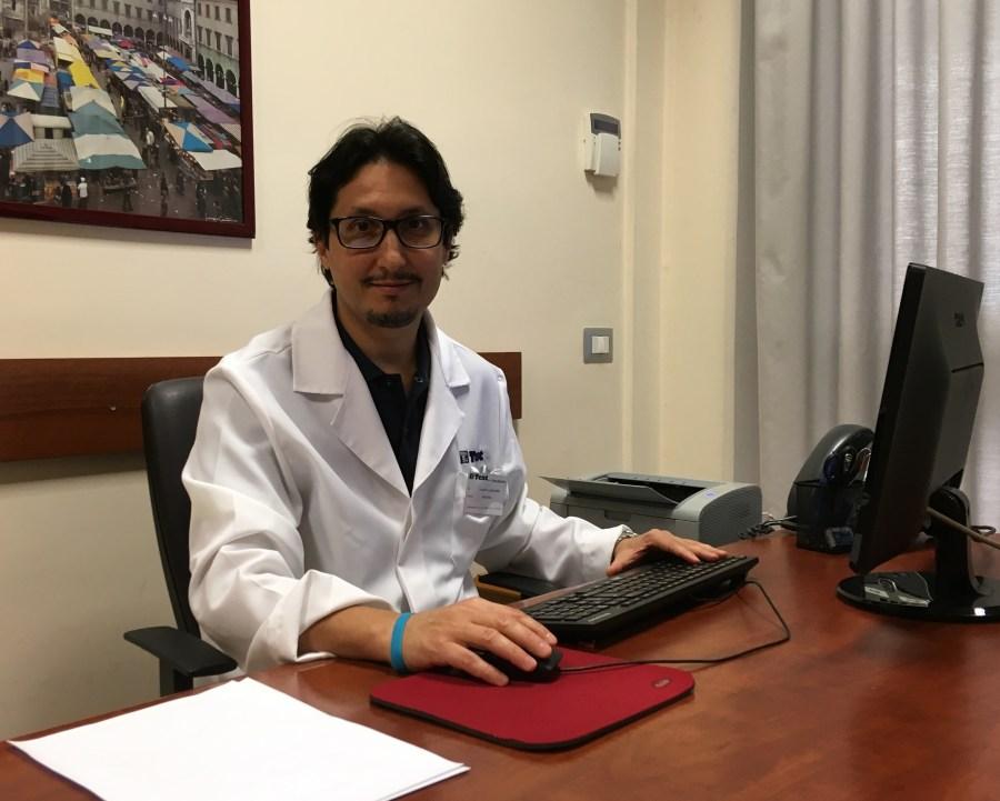 Dr. Alessandro Valent, Specialista in Fisiatria