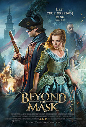 Beyond the Mask หน้ากากแห่งแค้น (2015)