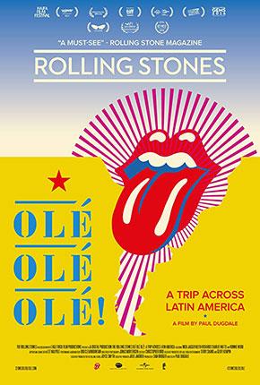 The Rolling Stones โรลลิง สโตนส์ ตำนานร็อคท่องแดนลาติน (2016)