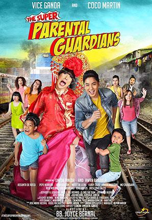 The Super Parental Guardians ปฏิบัติการซ่าผู้ปกครองขาลุย (2016)