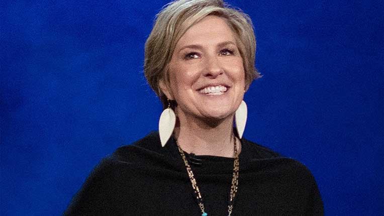 Brené Brown: The Call to Courage เสียงเพรียกแห่งความกล้า