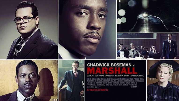 Marshall มาร์แชล (2017)
