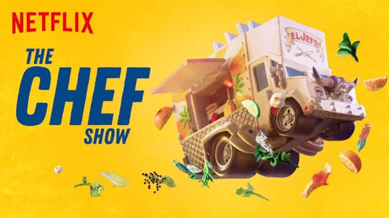 The Chef Show เดอะ เซฟ โชว์ ซีซั่น 1