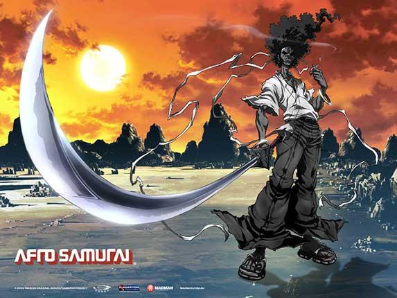 รีวิว Afro Samurai