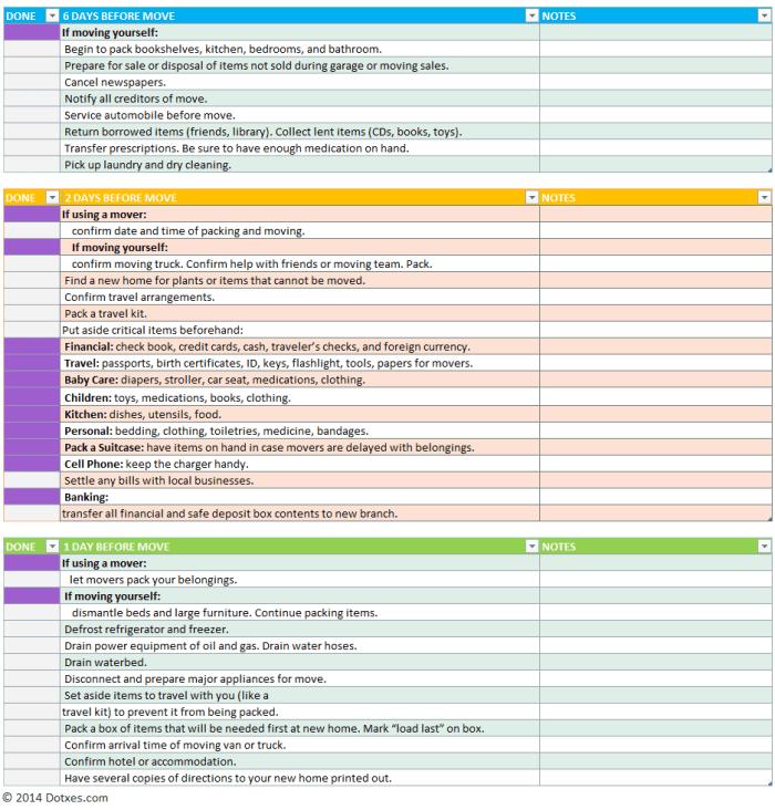 Professional-home-moving-checklist-template-dotxes.com-part-3