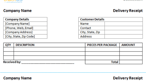 Cab Receipt Template online receipt maker and receipt template – Company Receipt
