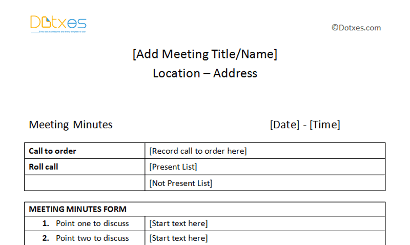 Basic-format-meeting-minutes-template-(Featured-Image)