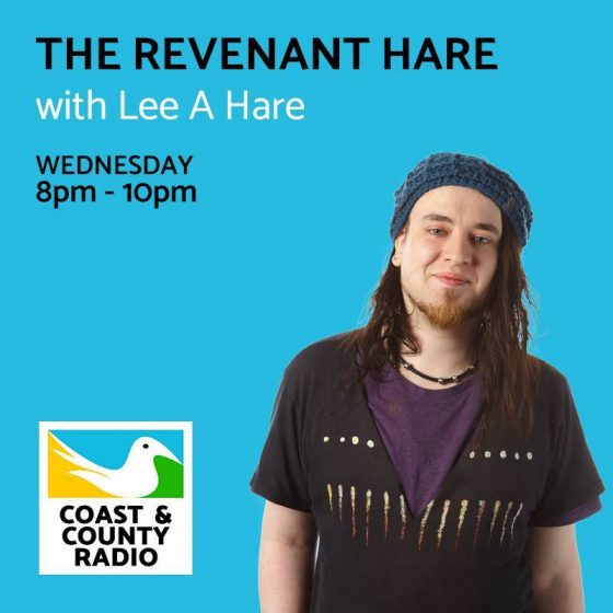 The Revenant Hare with Lee A Hare