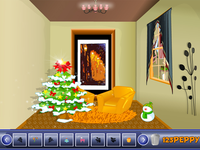 Free My Christmas Room Decor Screenshot 3