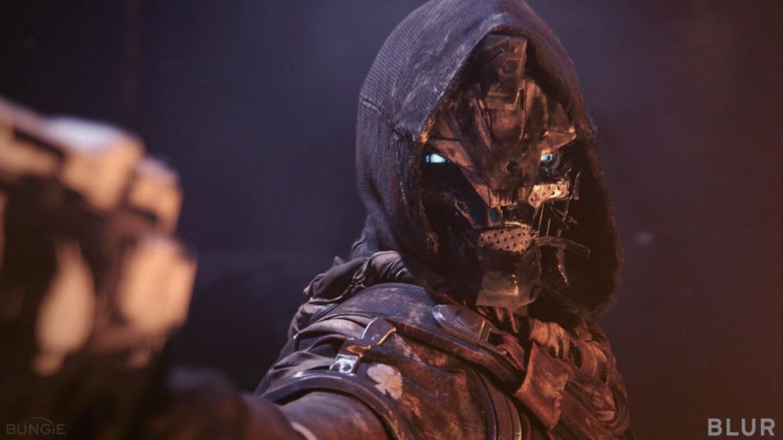 Cayde-6 from Destiny 2: Forsaken