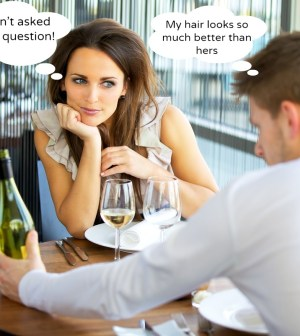 one sided conversations online dating Traditional dating vs online dating one-sided conversations on dates are the worst you're essentially talking to yourself and pulling teeth in the process.