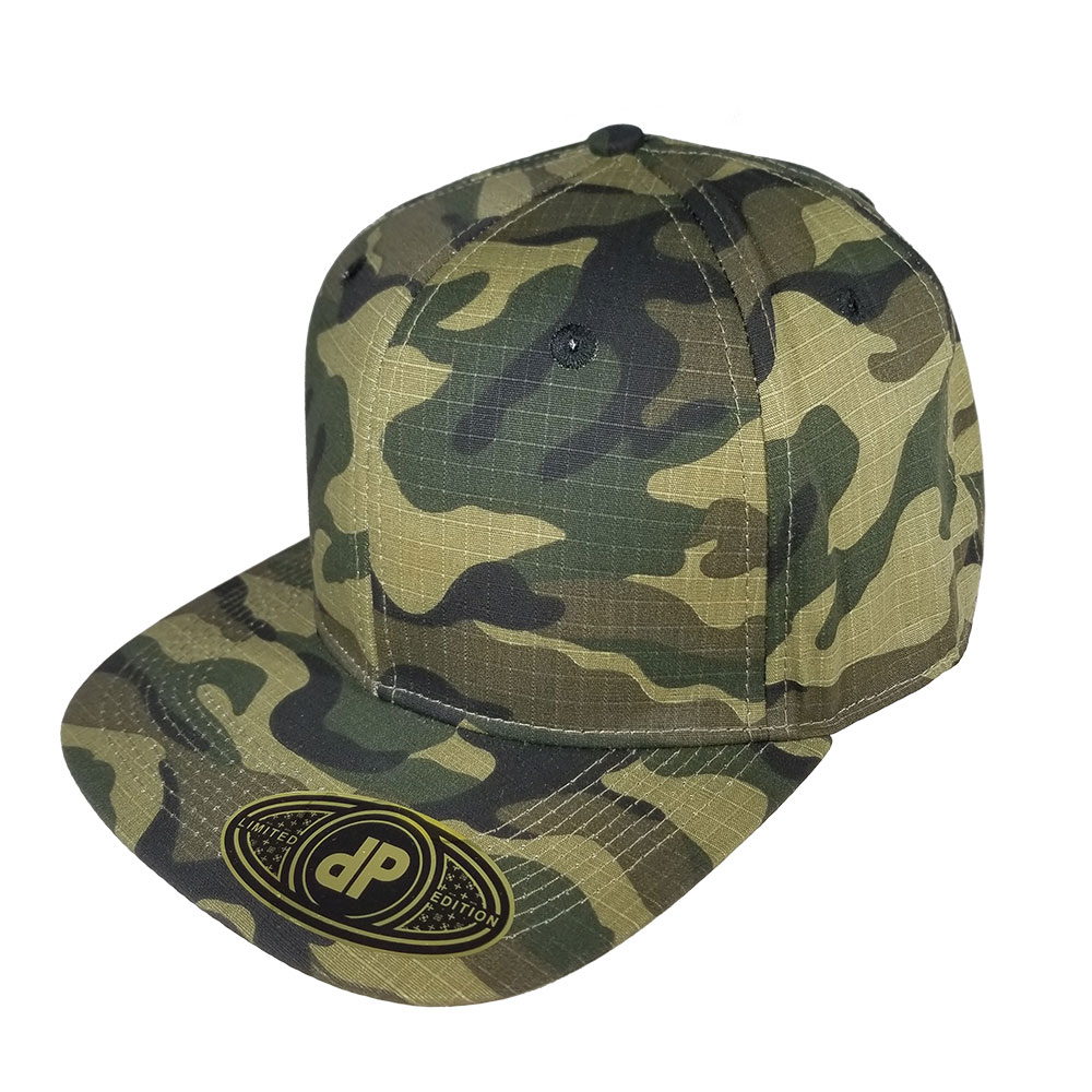 Full-Camo-Camouflage-Flatbill-Snapback-Hat
