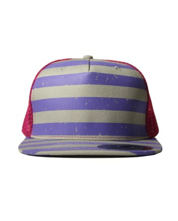 Stripes-Snapback