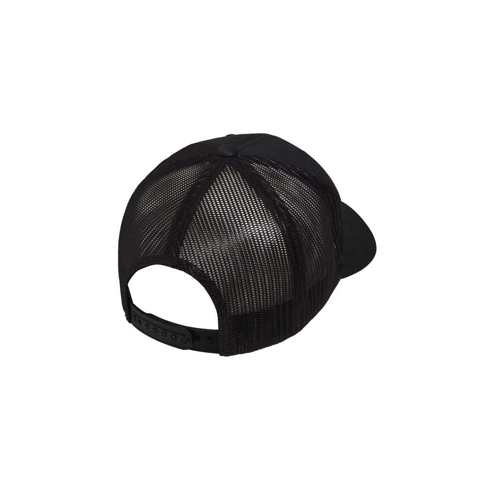 Flexfit-6606-Black-Back