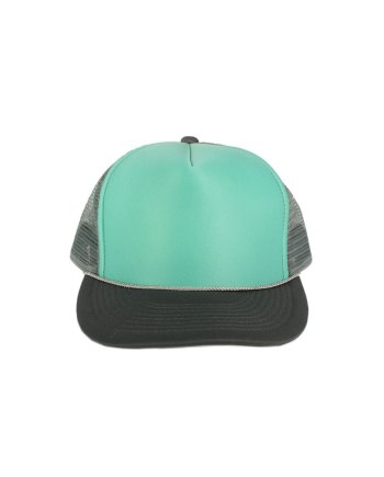 Mint-Gray-Foam-Trucker