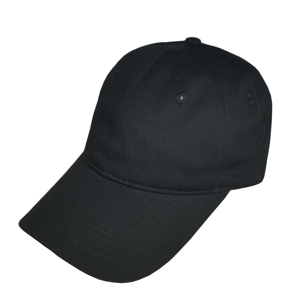 Black-Dad-Hat-Low-Profile