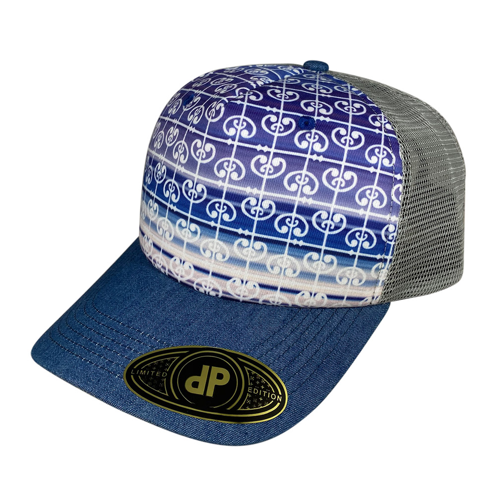 snapback-curved-bill-polynesian-grey-mesh