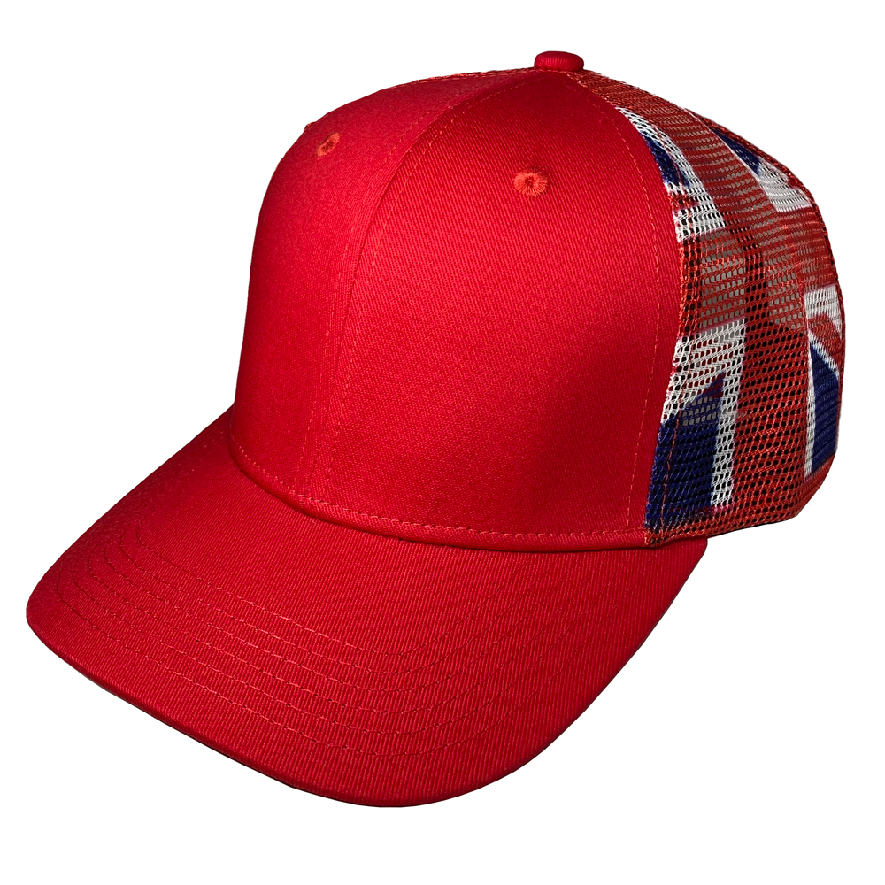 Blank-Hat-Snapback-Curved-Bill-RWB-Mesh-Hawaiian-Flag