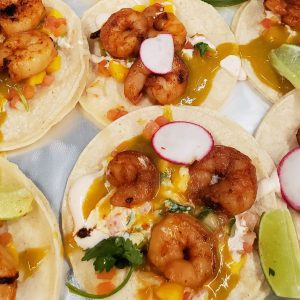 Camarón (Shrimp) Taco