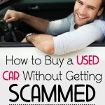 How to Find a Good Used Car and Avoid a Scam