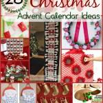 DIY Christmas Advent Calendar Ideas + MEGA toy Giveaway!