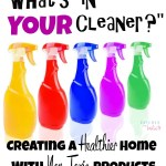 Creating a Healthier Home with Non Toxic Products