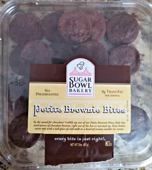 Sugar Bowl Bakery Brownie Bites