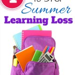 1 Great Way to Stop Summer Learning Loss