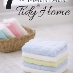 7 Simple Ways to Maintain a Tidy Home
