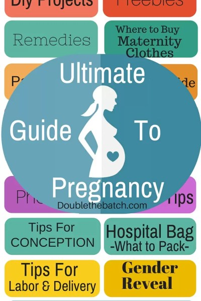 The Ultimate Guide to Pregnancy