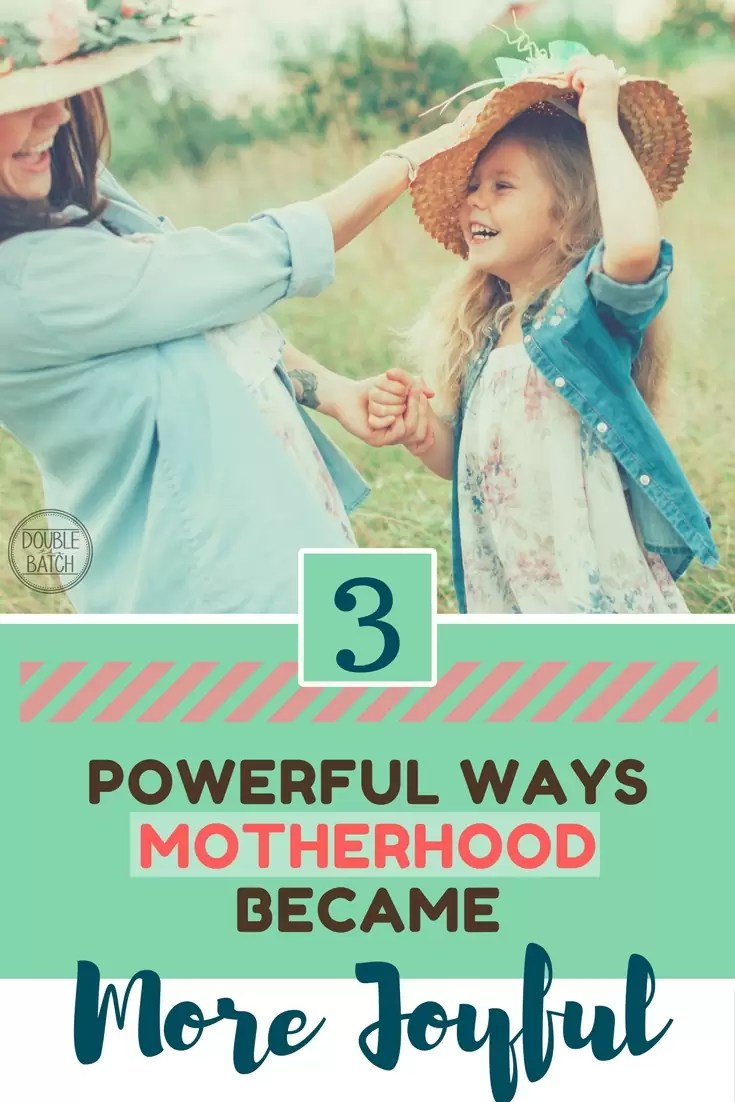 3 Life tools that changed my life and made me a more happy mom