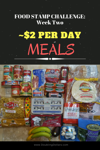 $2 Budget Meals