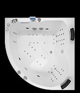 Baignoire Balno Pro AQUA XL DROITE Thalassor