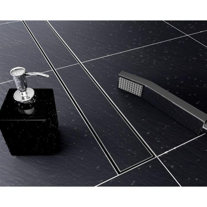 voici comment poser une bonde pour douche italienne. Black Bedroom Furniture Sets. Home Design Ideas