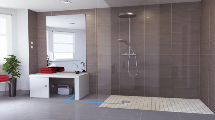beautiful douche standard dimension with douche standard dimension - Douche Italienne Dimension1752