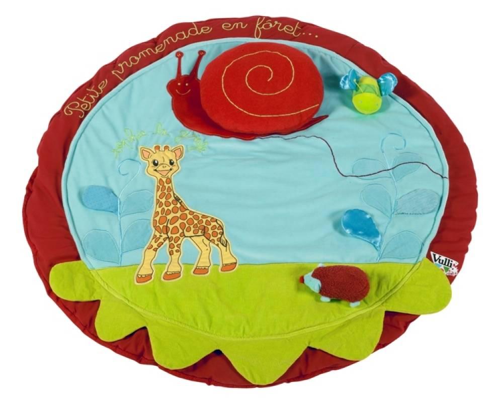 vulli tapis eveil sophie la girafe doudouplanet livraison gratuite 24 48h
