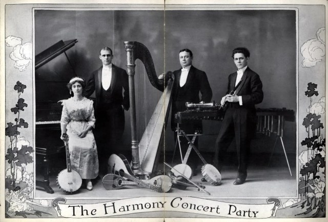 The Harmony Concert Party