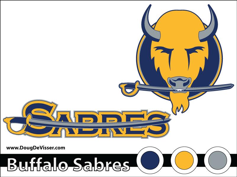 2010 NHL rebranding project - Buffalo Sabres