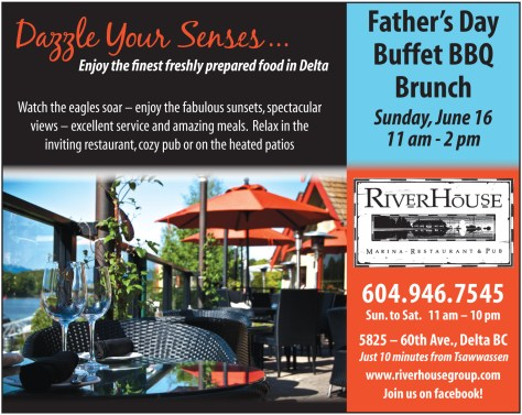 RiverHouse Marina advertisement found in the 2013 June edition of All Point Bulletin.