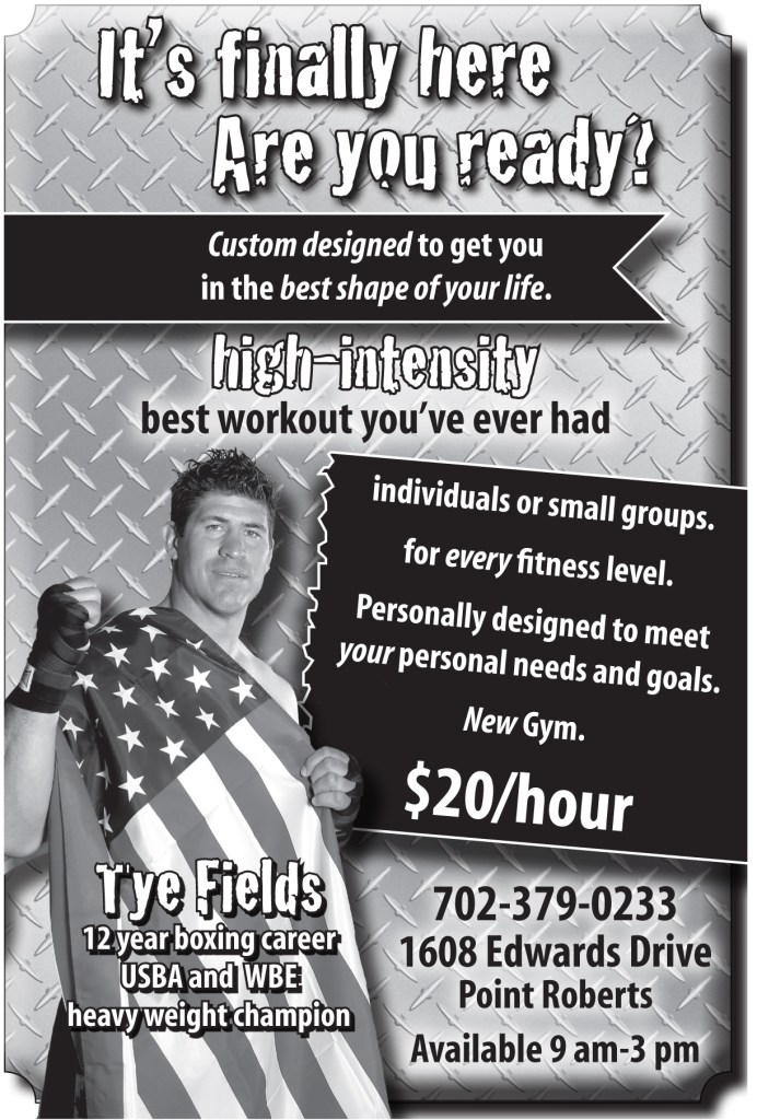 An advertisement for Point Box and Fit from the 2013 October issue of All Point Bulletin